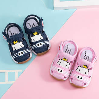 Baby shoes 0-1-3 years old non-slip soft bottom sandals JX0510 JBB-2006