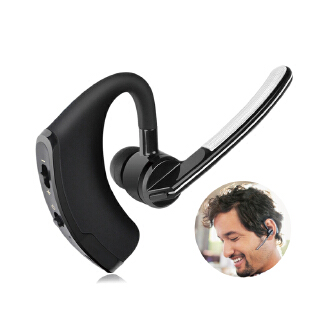 Business Bluetooth Headset Stereo Headphone Voice Control Handsfree Sport Office Music Headsets V8