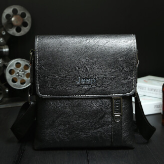 Men's briefcase pu leather diagonal package business bag JX0422 609