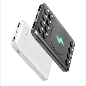 New portable mobile phone wireless charging treasure 5000 mAh mobile game business mini mobile power  RB1209 A1