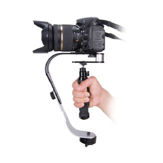 Handheld Camera Stabilizer Video Steadicam Gimbal for DSLR Gopro Smartphone