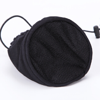 Hair Dryer Diffuser Bag Organizer Cloth Professional Diffuser Cover Sleeve Hair Styling Tool Blower Parts