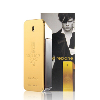Men Body Spray Glass Bottle Perfumed long Lasting Fragrance Natural Taste NET WT:9055 classic million
