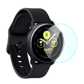 3 Pcs For Samsung Galaxy Active Watch Protective Tempered Glass Screen Protector