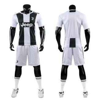World Cup Club Football Suit Set France Juventus Real Madrid Messi C Luo Hengda JX0604 026