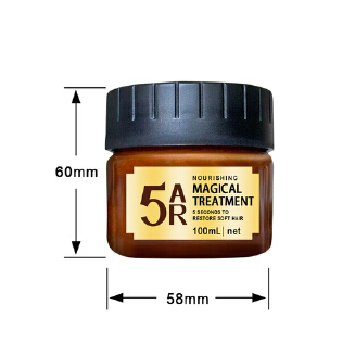 Hair Multifunctional Care Treament Nutrition Conditioner Repair Hair Split Ends Dry