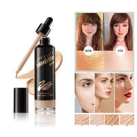 Concealer Oil Control Liquid Foundation Clear Non-Sensitive Creamy Muscle Quick Dermabrasion MB0425 F637