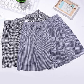 Simple and comfortable men homeware pants L