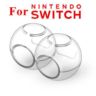 2 Pcs Case Protective Cover for Nintend Switch Let's Go Pokeball Plus