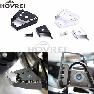Motorcycle Rear Foot Brake Lever Peda Peg Pad Extension Enlarge Extender For BMW F800GS F700GS F650GS F 800 700 650 GS