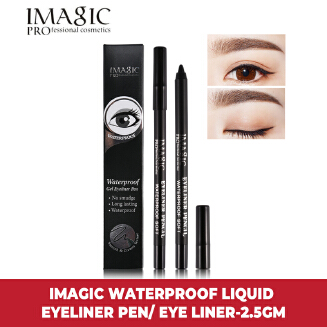 IMAGIC Waterproof Liquid Eyeliner Pen/ Eye Liner-2.5gm- Wajee Gallery