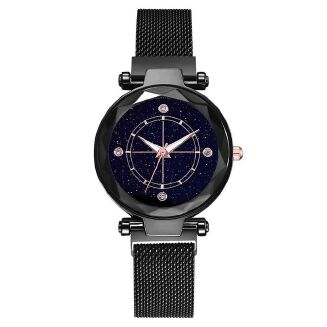 Fashion Fashion Women Star Watch Milan With A Magnet Watch