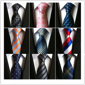 OFFER TIE Business Executive Tie 8cm Men's Tie