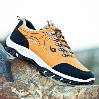 Shoes Men Climbing Shoes Hiking Shoes Casual Walking Shoes Outdoor Casual Sport Shoes Wear-Resisting Sneakers For Men