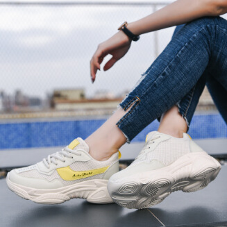 Sports shoes fashion breathable outdoor leisure sports shoes