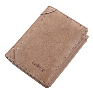 Goodwinfashion Men Wallet Multi-card Slots Credit Card Holder Thin Slim Short Hasp Zipper Coin Purse 2019 New Fashion Vintage Male Clutch Bag
