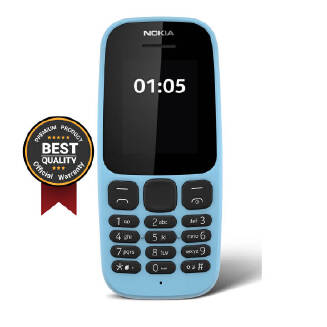 "Nokia 105 DS - 1.8"" TFT Display - Feature phone - Maelectronics"