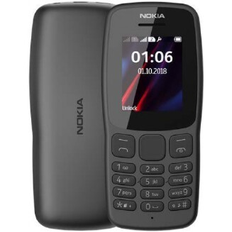 "Nokia 106 DS - 1.8"" TFT Display - Feature phone - Maelectronics"