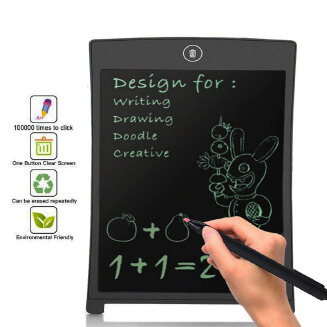 LCD Writing Tablet 8.5 Inch Electronic Drawing Tablets Board Handwriting Paper Drawing Tablet suitable for Kid&Adults