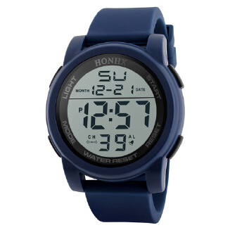 Men's Electronic Watch Large Screen Sports Watch to0416 JX0731 9340-176