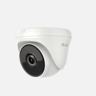 HIWATCH SERIES 2MP/1080P-HD  Video Dome IR Camera  Model - THC-T220