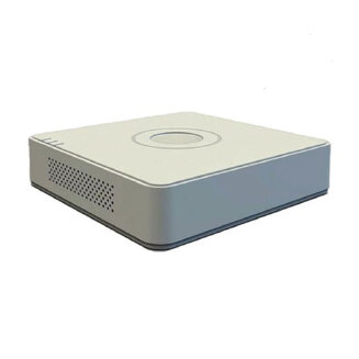 4-CH HDTVI DVR (1HDD UP TO 6TB) 720P HD TVI & ANALOG CAMERA  Model - DS-7104HGHI-F1 (Plastic Body)