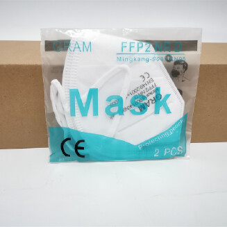 KN95 MASK WITH CE CERTIFICATE FFP2