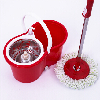 Microfiber 360 Degree Regular Rotary/Spin Mop Floor Cleaning Mop_RM-9586- Procleanbd- pc20