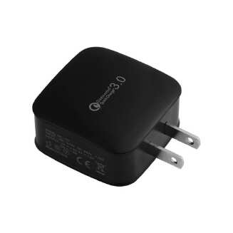 Quick Charge QC 3.0 USB Wall Charger PowerPort+ 1 for iPhone Samsung Galaxy S8/S7/Edge, LG G5, HTC 10 And More