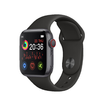 Smartwatch full touch screen smart bracelet sports waterproof fitness tracker heart rate monitoring JX0731 S6
