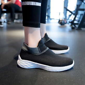 Mesh women's shoes socks shoes casual fashion running shoes fitness shoes