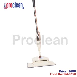 Proclean 3 In 1 Microfiber Spray With Broom Sweeper Mop_SM-0650 - Procleanbd