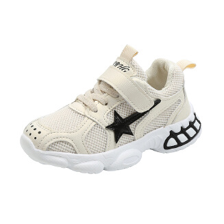 YYTX Children's double net shoes new girls sneakers breathable boys big children running shoes JX0419 YY-206
