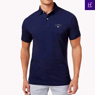 Premium Quality Navy Blue polo shirt