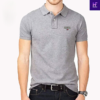 Premium Quality Grey Polo Shirt