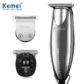 Kemei multifunctional hair clipper with wire hair clipper oil head carving clippers hair salon professional electric hair clipper JX0501 701