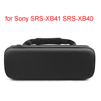 Protective Case for SONY SRS-XB41 SRS-XB440 XB40 XB41 Bluetooth Speaker Anti-vibration Particles Bag Hard Carrying Pauch