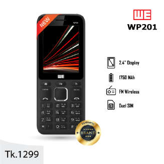 WE WP201 - Feature Phone - D217 - Wephone