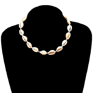 New ladies simple shell necklace fashion