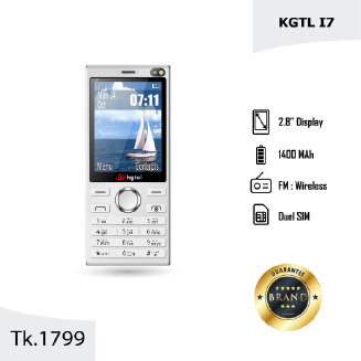 KGTEL I7 - Feature Phone - FP19
