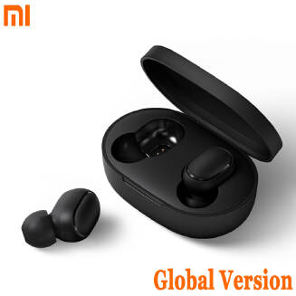 Xiaomi Redmi AirDots Wireless Bluetooth 5.0 Charging Earphone Mi True Wireless Earbuds In-Ear stereo bass Earphones Global version