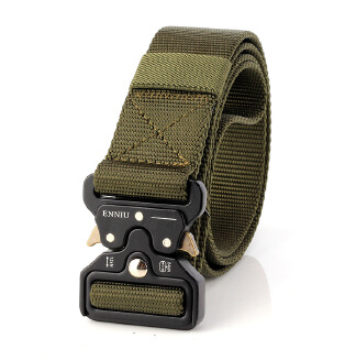 Men's Belt Fashion Belt - Green