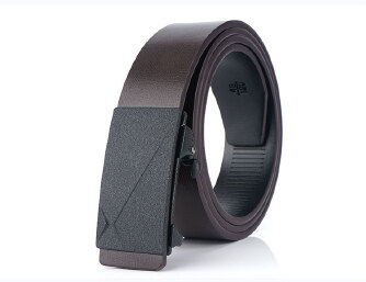 Automatic buckle for men - Brown