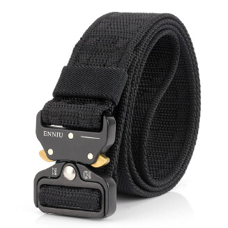 Belt New Mens Belt - Black