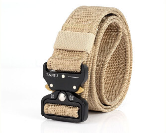 New Men's Belt Fashion Belt Belt - Khaki