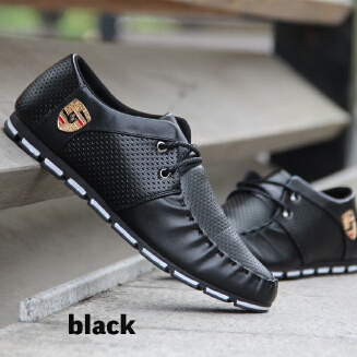 Breathable men's shoes casual shoes driving shoes JX0425 988 EID Shoes